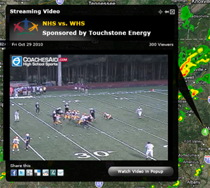 WDT, Coaches Aid and Touchstone Energy Cooperatives of Oklahoma Partner to Provide iMap® Live Streaming Video to High Schools