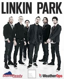 Linkin Park and Weather Safety
