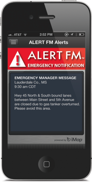 GSS and WDT Jointly Release a Smartphone Emergency Notification App