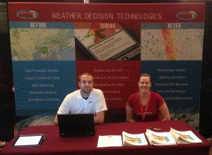 GIS Day 2013 ~ WDT's Paul Kamis & Amber Cannon