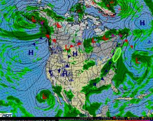 Hazardous Weather Outlook for Thursday, September 10, 2015