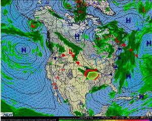 Hazardous Weather Outlook for Wednesday, August 5, 2015