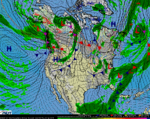 Hazardous Weather Outlook for Thursday, April 30, 2015