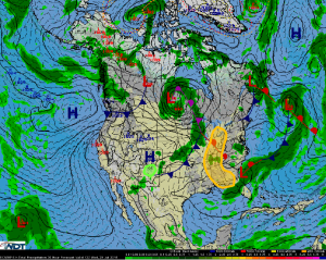 Hazardous Weather Outlook for Wednesday, July 29, 2015