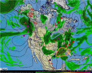 Hazardous Weather Outlook for Tuesday, December 23, 2014