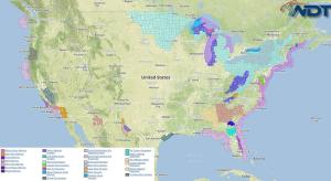 National Weather Summary for Thursday, February 12, 2015