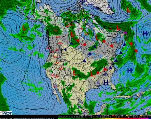 Hazardous Weather Outlook for Thursday, July 9, 2015