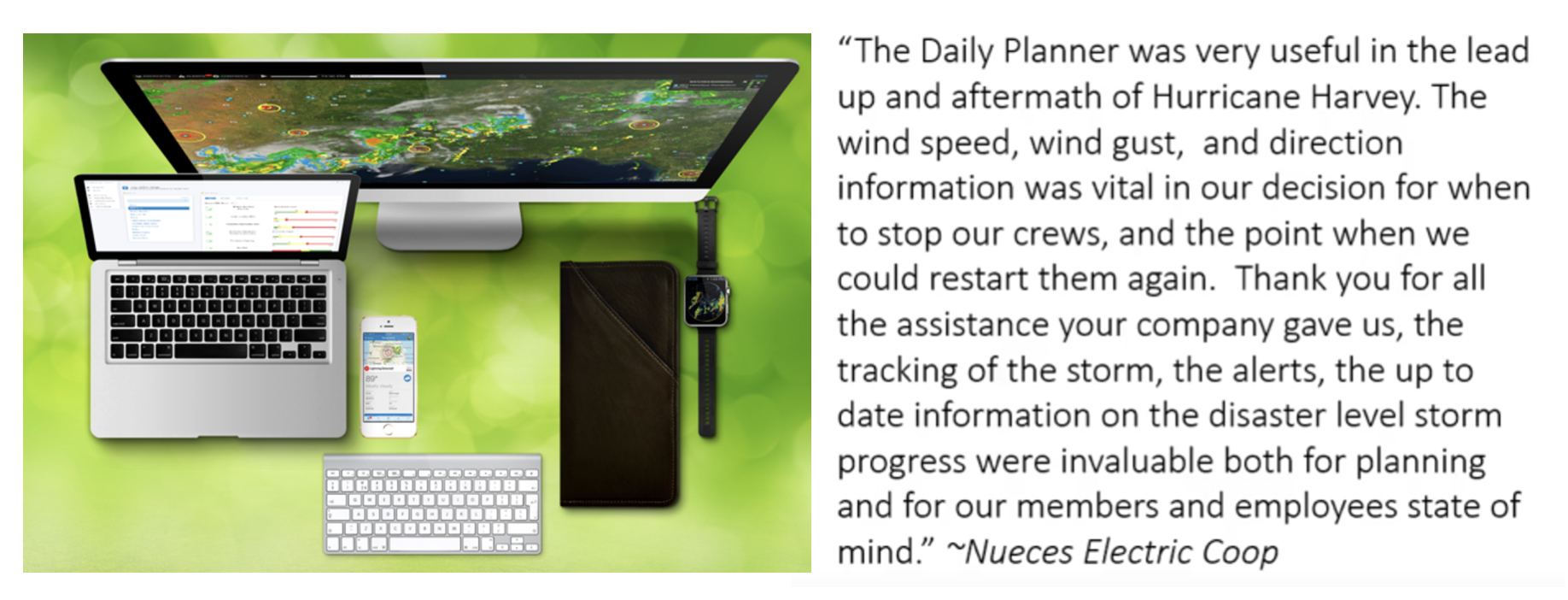 Daily Planner Testimonial