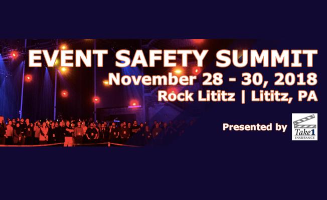 2018 Event Safety Summit