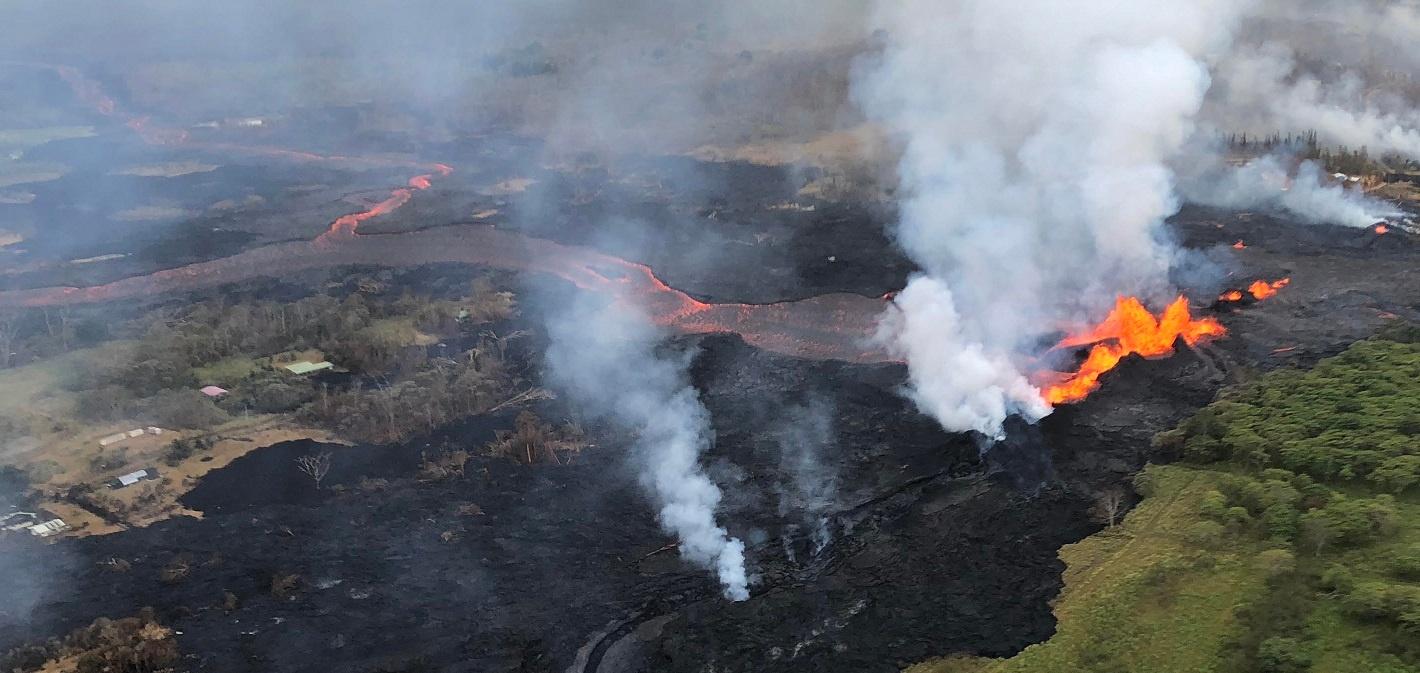 Kilauea Lava Fountains