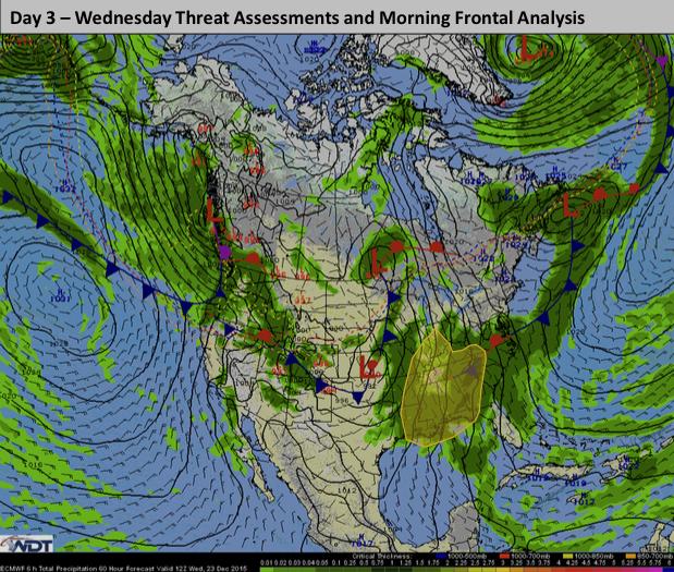 December 23, 2015 Forecast