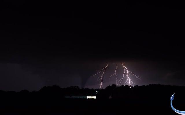 Eureka Tornado (credit: Jason Keller)