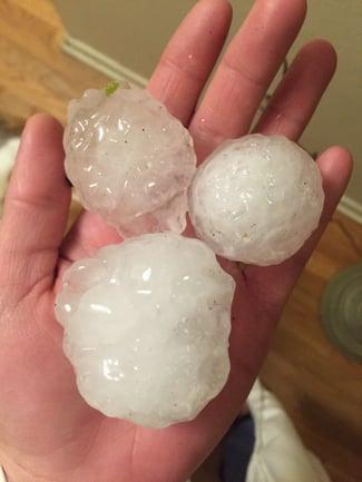 Fort Worth Hail
