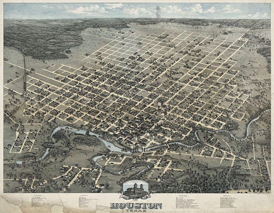 Houston S History Of Floods