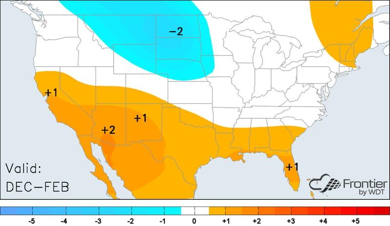 Dec-Feb Forecast