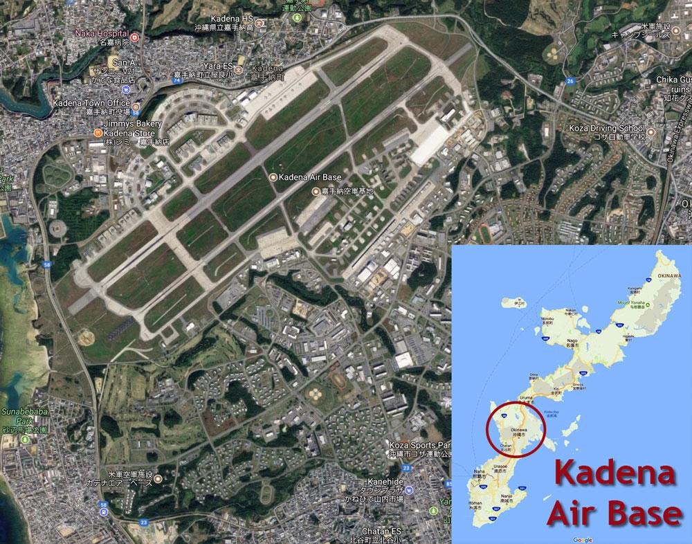 Bases In Okinawa Japan Map.Radarscope Okinawa Japan Radar Now Available