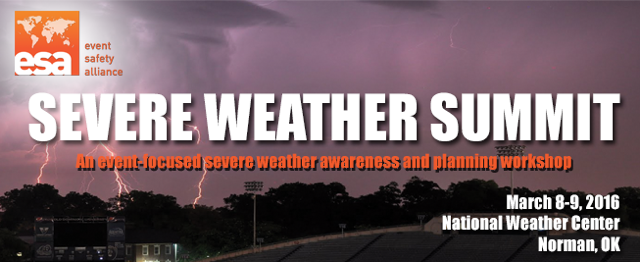 2016 Severe Weather Summit