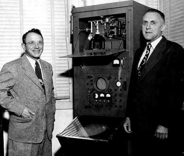 WSR-1 Console