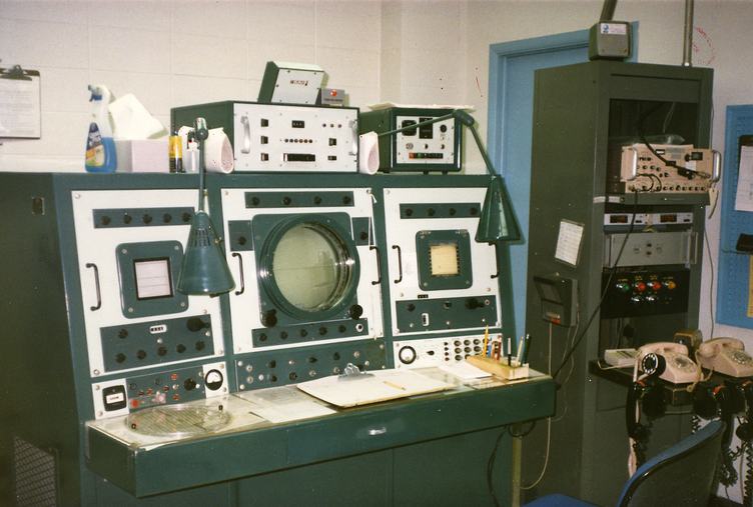 WSR-57 Console