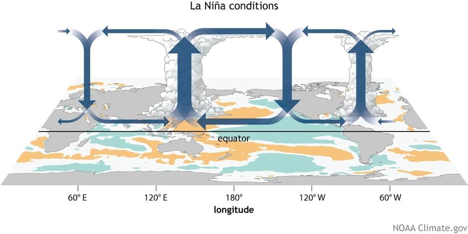 La Nina Circulation