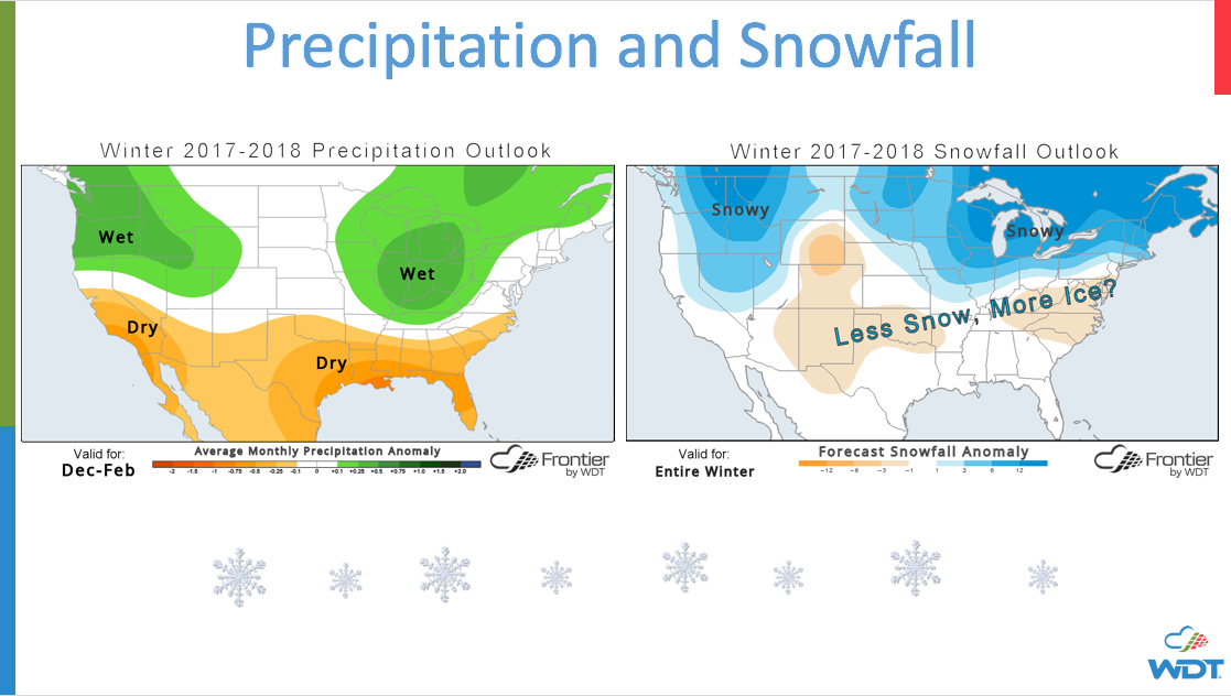 Frontier Weather Winter Forecast