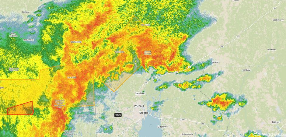 Radar 12:32pm CDT 5/12/17