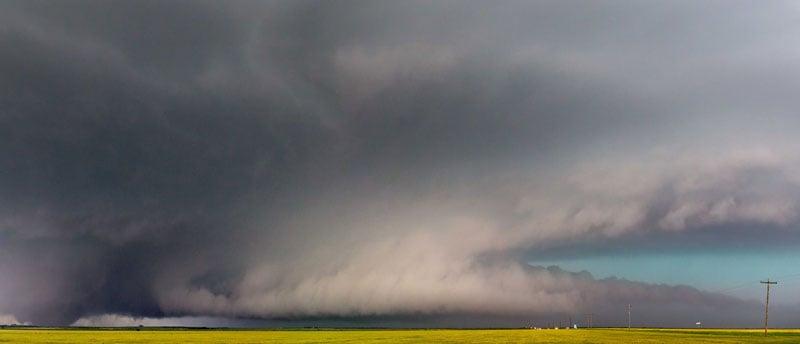 Cauda -Tail Cloud (credit: Steve Willington)