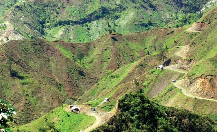 The Hills of Haiti