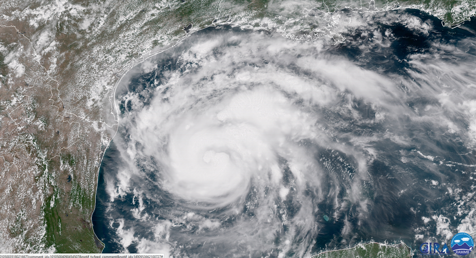 Hurricane Harvey Live Feeds