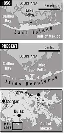Last Island Map