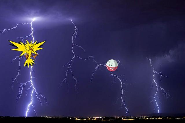 Lightning Battle