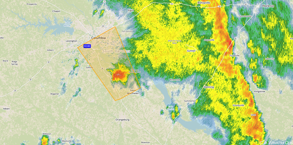 Radar 2:42pm EDT 4/24/17