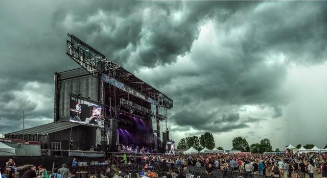 Stormy Concert