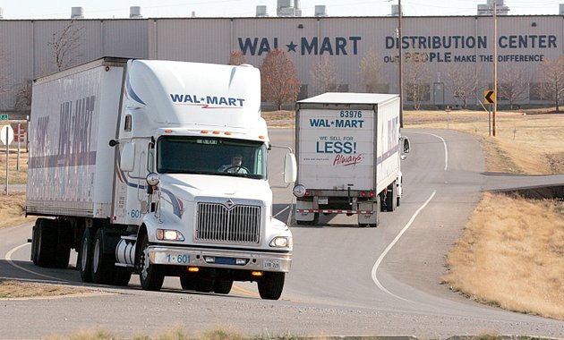 Wal-Mart Distribution Center