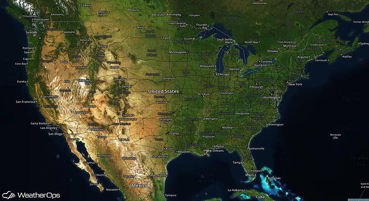 US Hazards for Tuesday, May 3, 2016