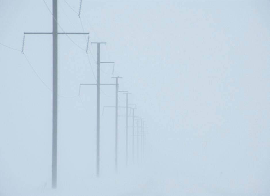 Whiteout Conditions