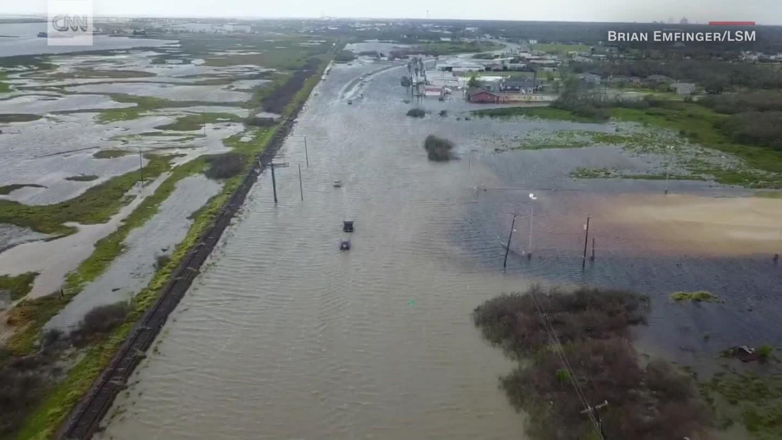 Hurricane Harvey Floodwaters