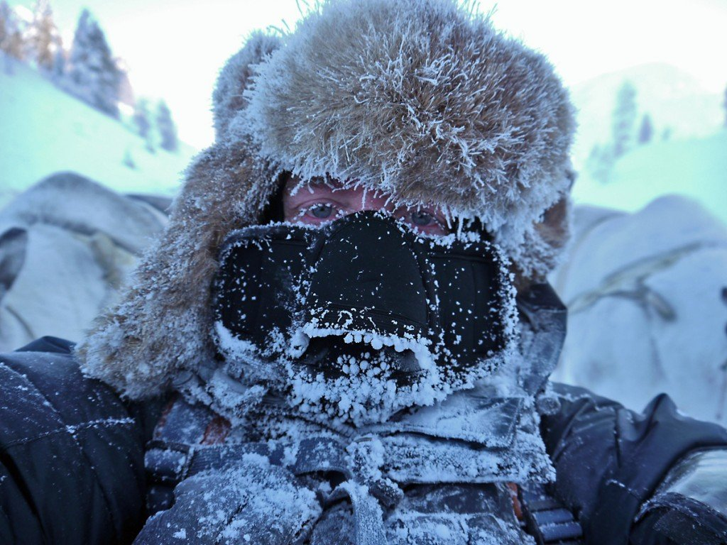 Extreme Cold Clothing