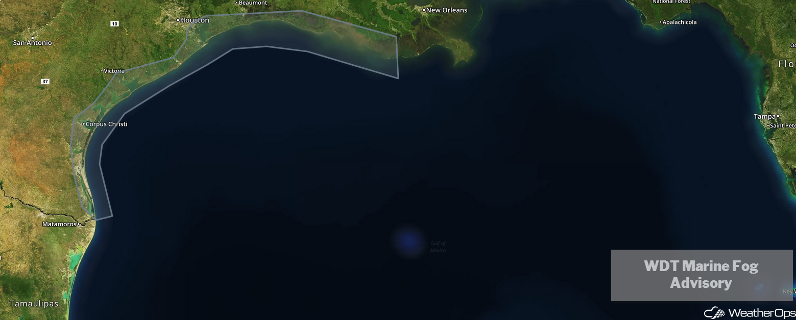 WDT Marine Fog Advisory 2/7/19