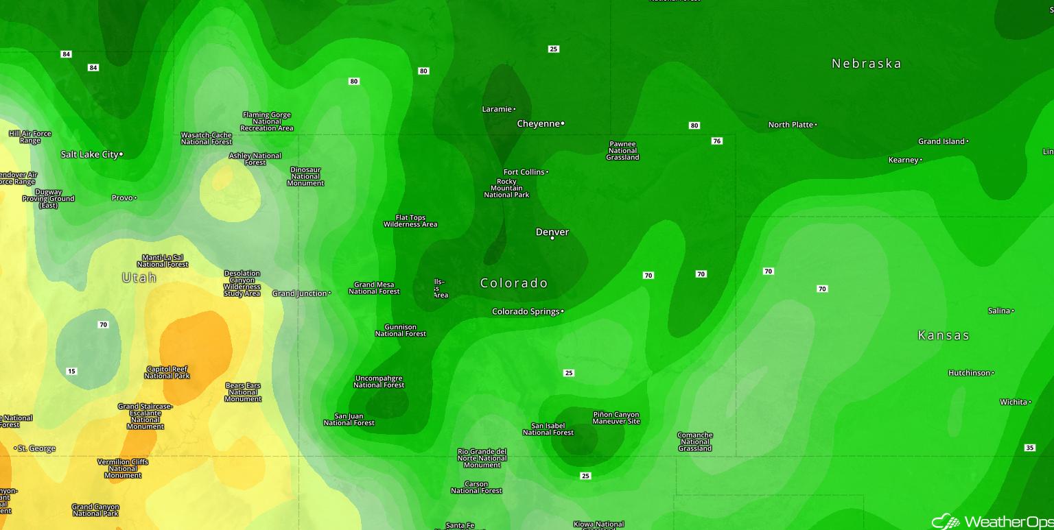 Relative Humidity 6/18/18