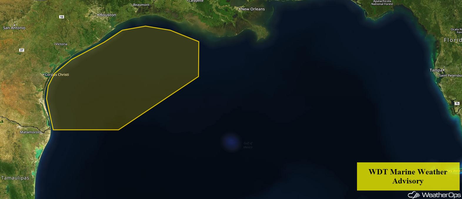WDT Marine Weather Advisory 4/18/18