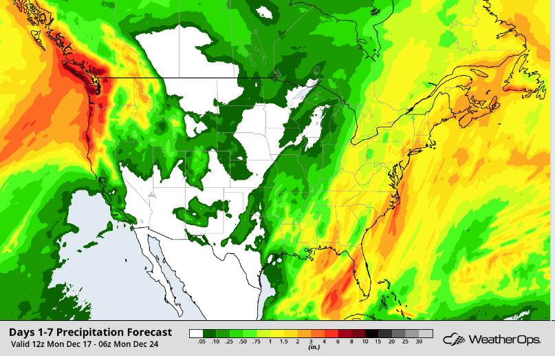 WeatherOps Precipitation Forecast