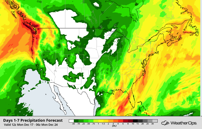 WeatherOps Precipitation Forecast
