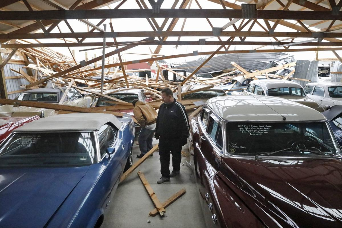 Country Classic Cars- Staunton, IL