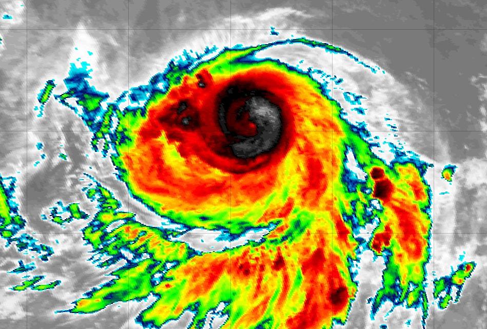 Will Hurricane Hector Interact withKīlauea?