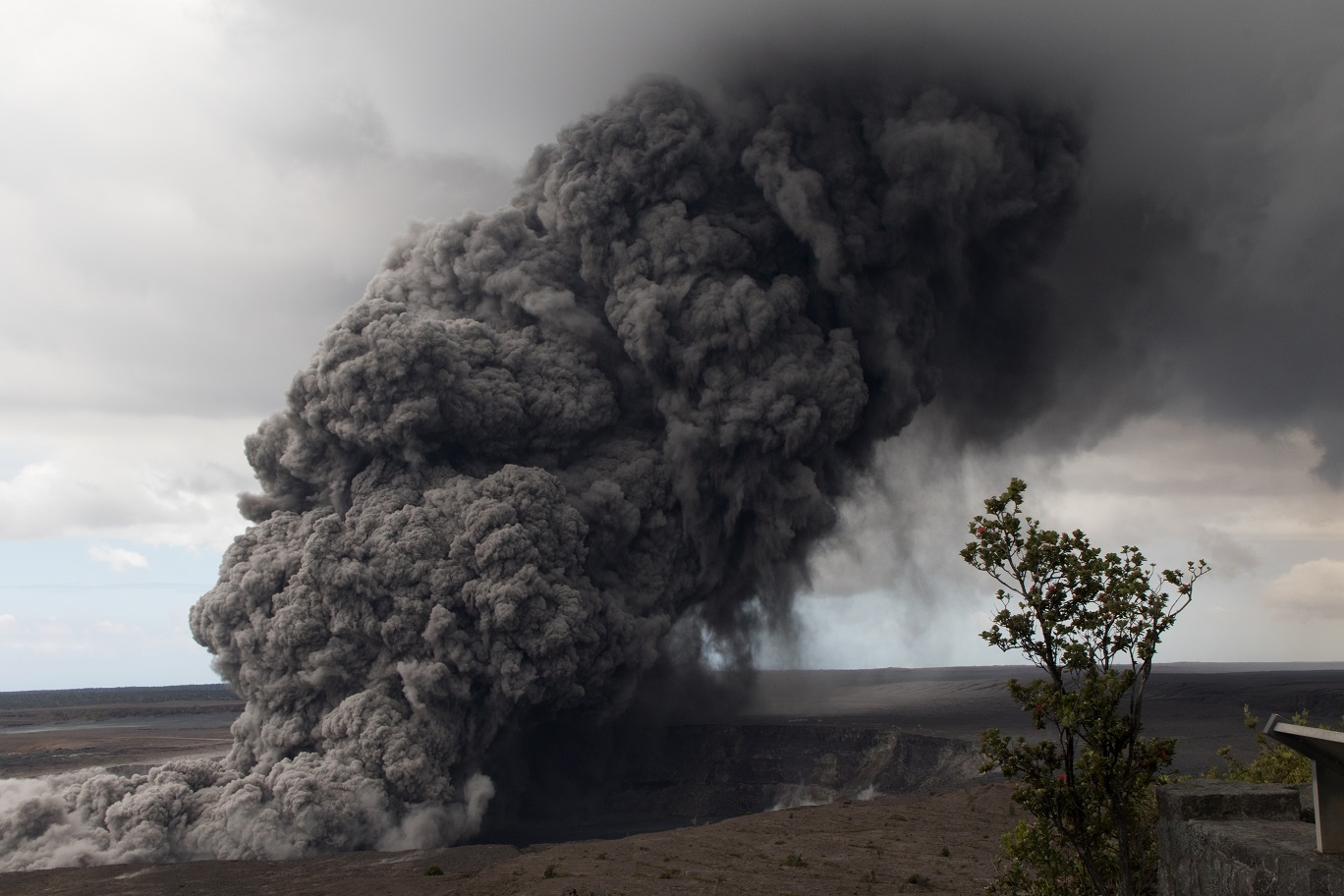 Will the Kilauea Eruption Impact Global Weather Patterns?