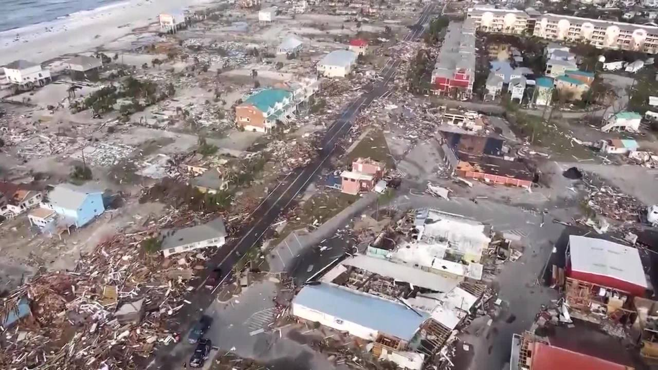 A Look Back at Hurricane Michael