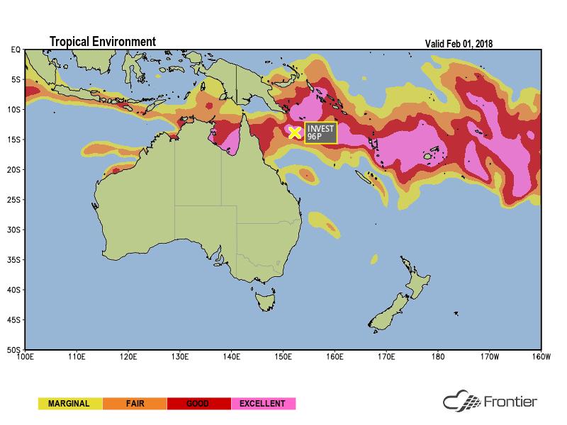 2017-2018 Australian Tropical Cyclone Mid-Season Review
