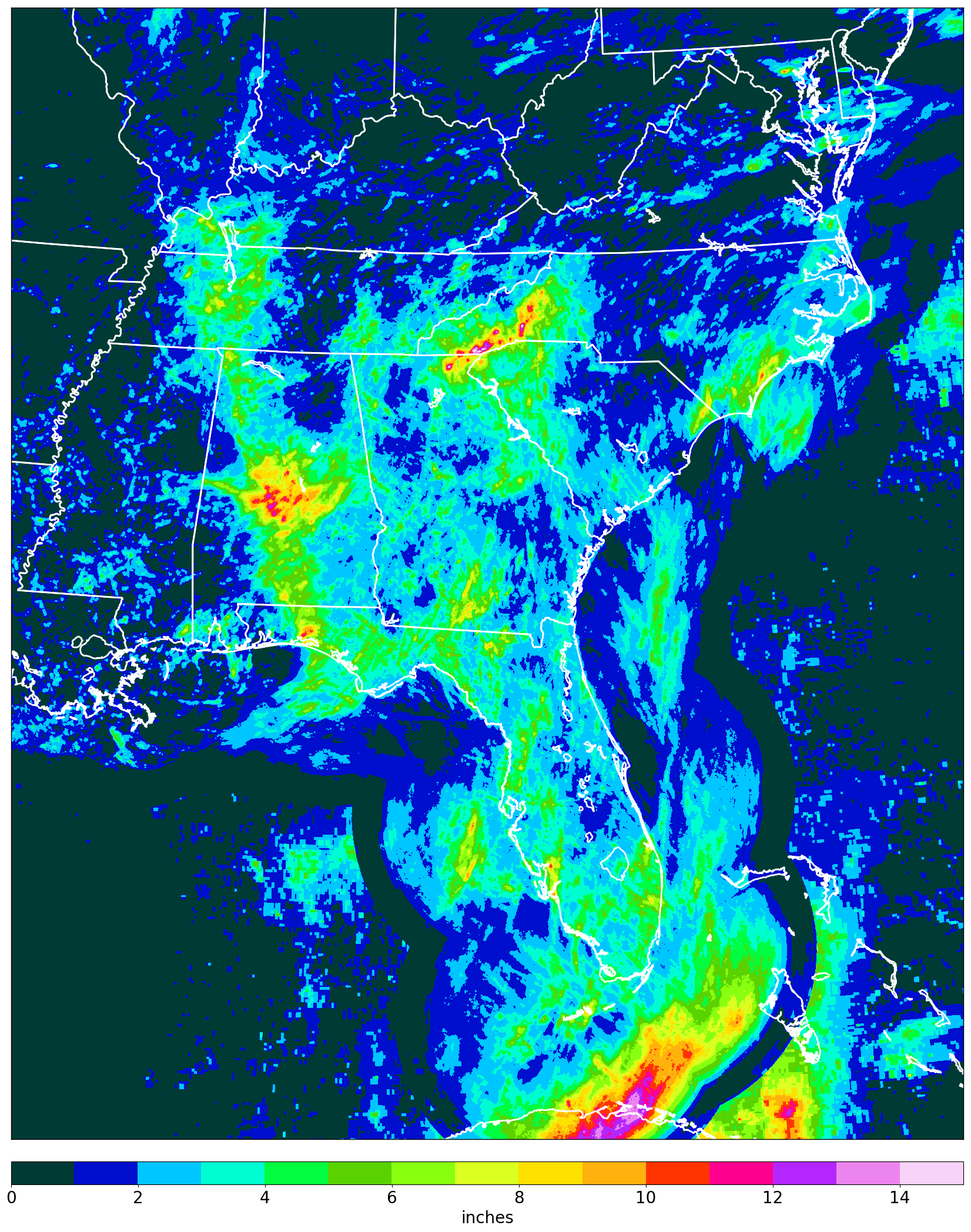 A Look at Alberto and the Data Behind the Science