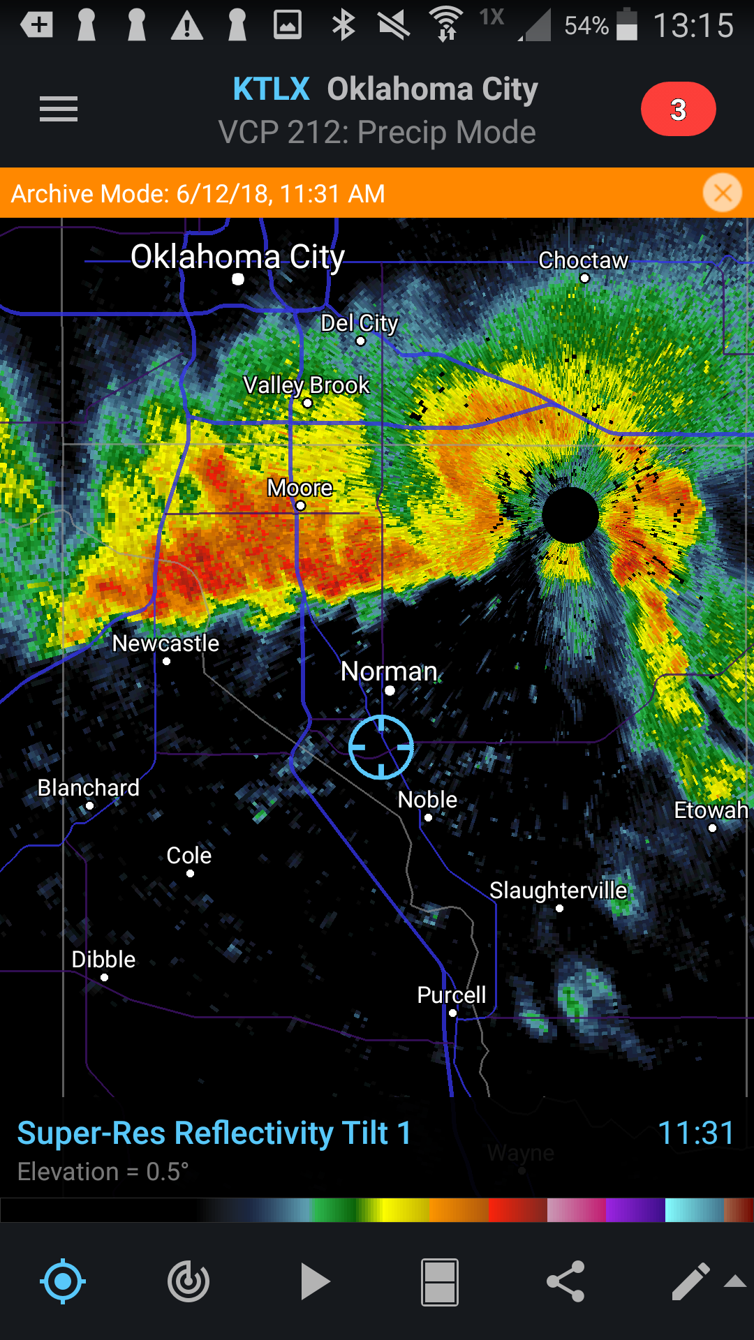 RadarScope: Android Fix is Coming Today